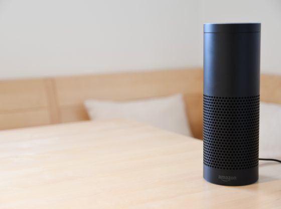 Amazon Echo (Fabian Hurnaus/Pexels)