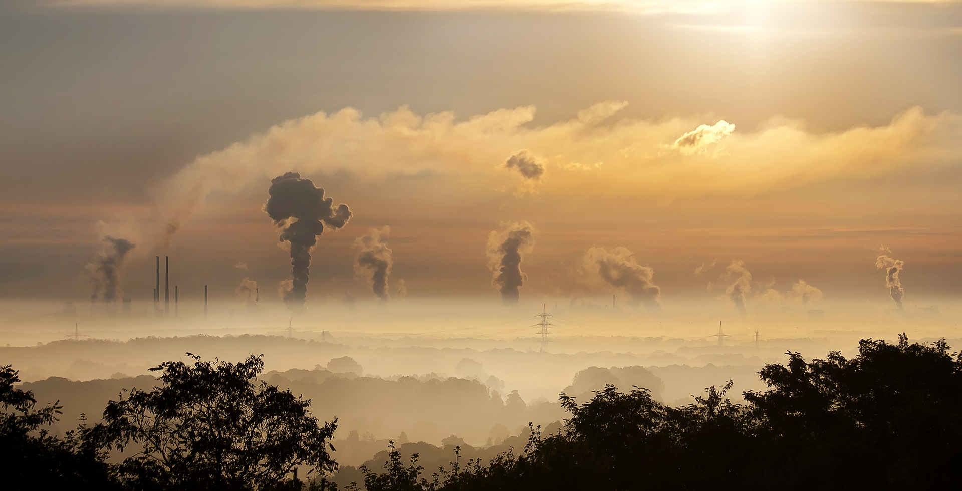 Smog in Deutschland (Foto-Rabe from Pixabay)