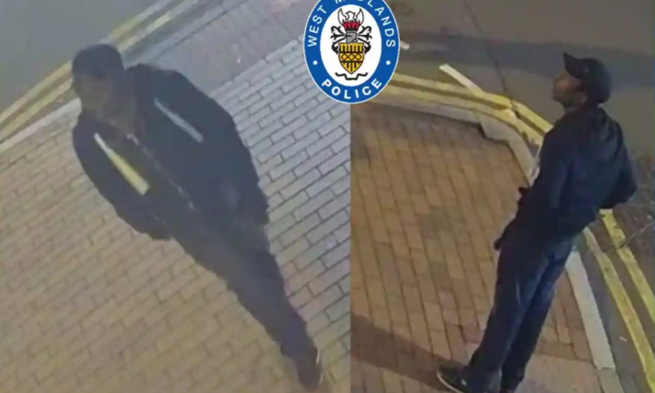 West Midlands Police (https://west-midlands.police.uk/news/footage-released-hunt-birmingham-stabbings-suspect)