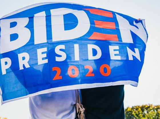Biden USA (Gayatri Malhotra on Unsplash)